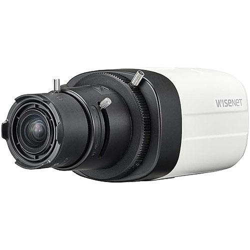 Hanwha HCB-6000 2MP Analog HD Box Camera, Wisenet HD+ 2MP, Full HD(1080p) 30fps, AHD/TVI/CVI/CVBS