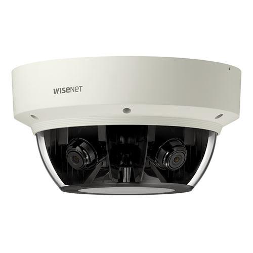 Wisenet PNM-9000VQ 5 Megapixel Network Camera - Dome