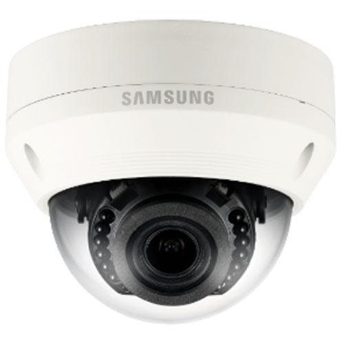 Hanwha Techwin SCV-6083R 1080p 2.8-12 IR 24vac/12vdc AHD IP66 Vandal Dome