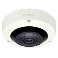 Wisenet X-Series XNF-8010R 6 Megapixel Network Camera - Fisheye