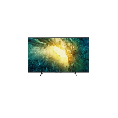 "Sony X750H 65"" Series 4K UHD Smart LED TV"