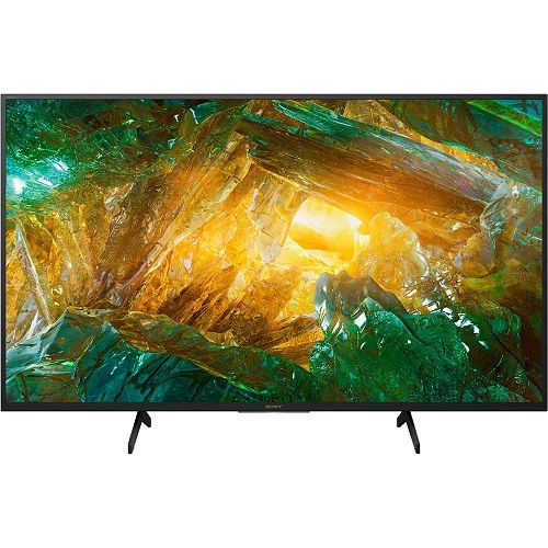 "Sony XBR-43X800H 42.5"" Smart LED-LCD TV - 4K UHDTV - Black"