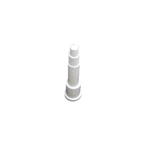 "Dummy Plg, 1/4"" Plastic - 5 Ea"