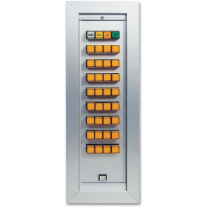 Master Panel With 4 Lights, Test Button