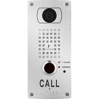 Talkaphone Surface Mount IP Video Call Station