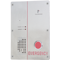 New Style, Native VOIP Outdoor Emergency Phone