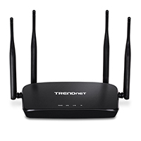 TRENDnet IEEE 802.11ac Ethernet Wireless Router