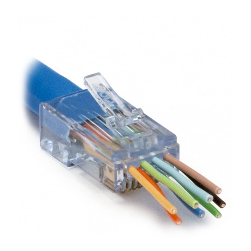 Platinum Tools ezEX38 - ezEX-RJ45 Cat5e Connector