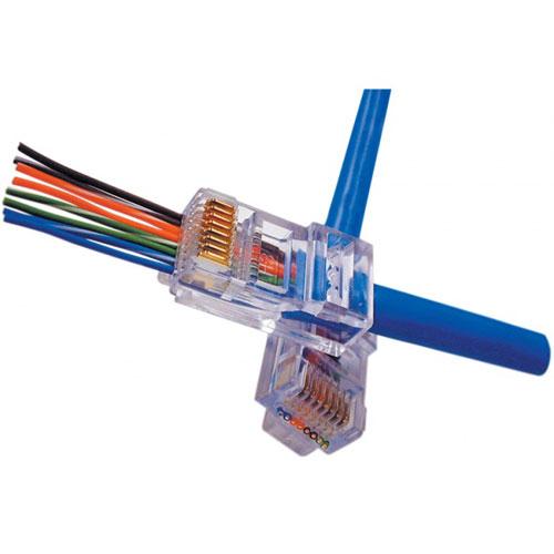 Platinum Tools EZ-RJ45 202003J Cat.5e Connector
