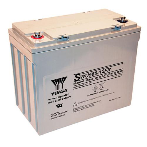 Yuasa SWU585-12FR Battery Unit