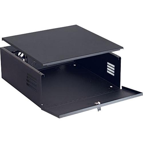 DVR LOCKBOX WITH FAN