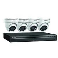 Dahua 1080p HDCVI Security System