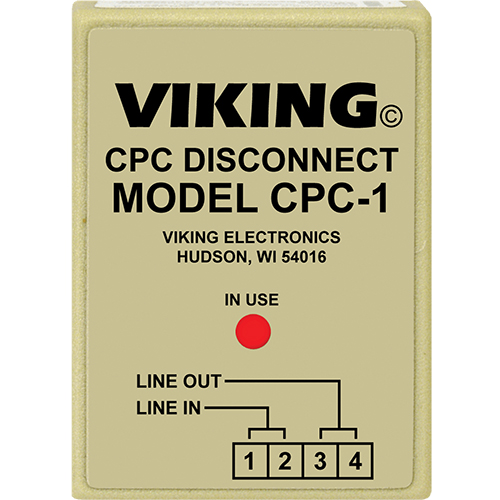 Cbc Disconnect Device