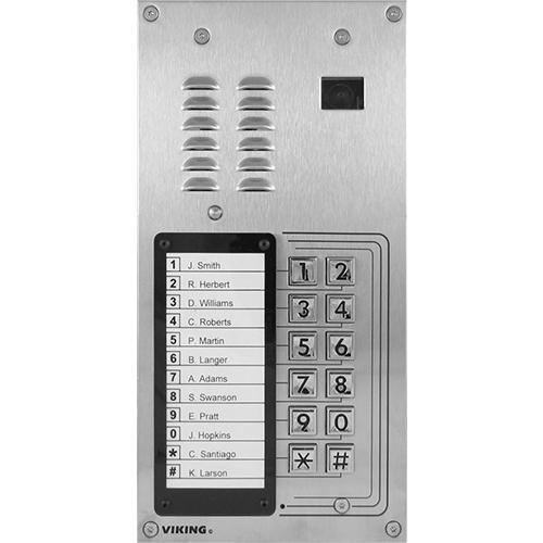 Viking Electronics K-1205 Telephone Entry System