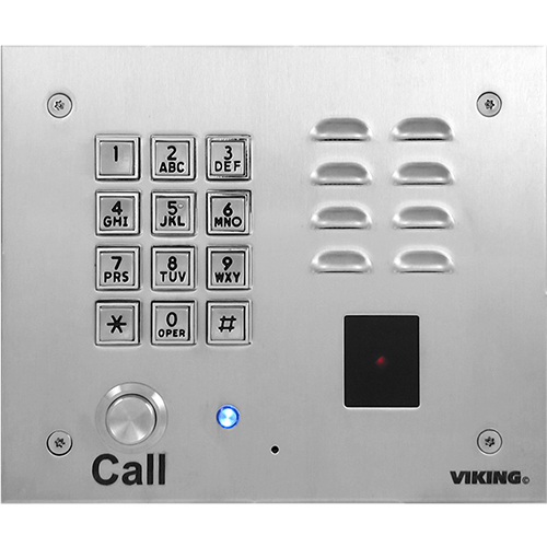 K-1700-3 With Proximity Card Reader (Stnlss Steel)