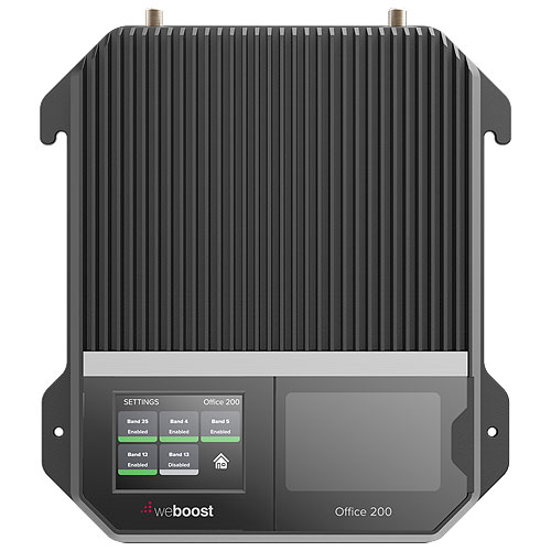 WeBoost Installed 473047 Office 200 Cell Signal Booster, 75 OHM Kit