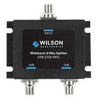 Wilson -3dB 2-Way Splitter 698-2700MHz, 75ohm
