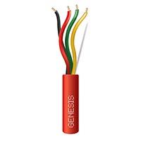 Genesis 43015804 22/4 Solid Riser 500 Speed Bag Red