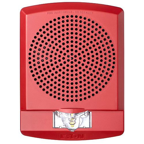 Cooper Wheelock Exceder LED3 High Fidelity Speaker Strobes