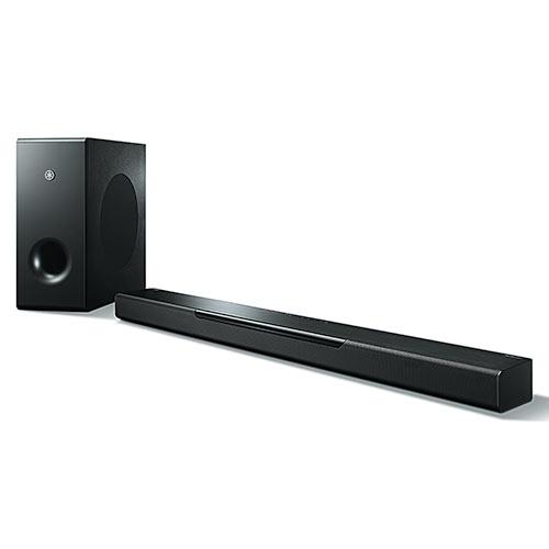 Yamaha MusicCast BAR 400 YAS-408 Bluetooth Speaker System - Black