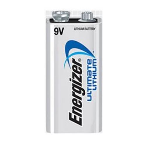 9v Lithium Ultimate Battery
