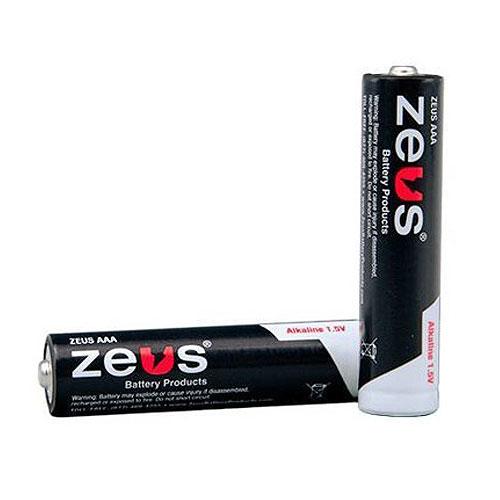 Zeus Battery AAA Alkaline Battery