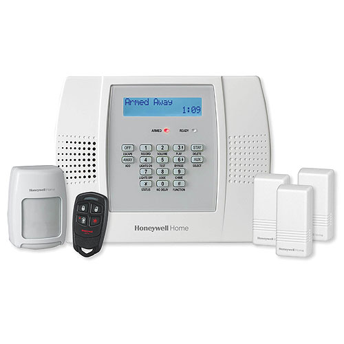Honeywell Home LYNX Plus Burglar Alarm Control Panel